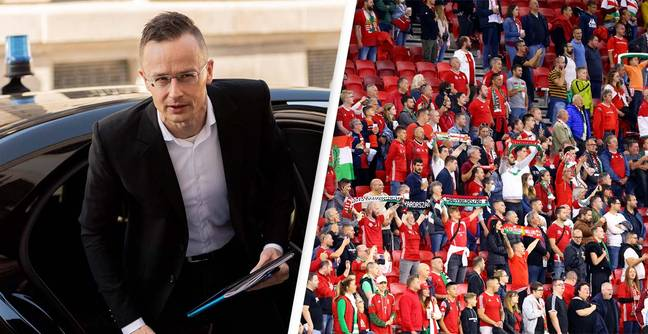 Hungary Foreign Minister Brushes Off Racism Aimed At England Team