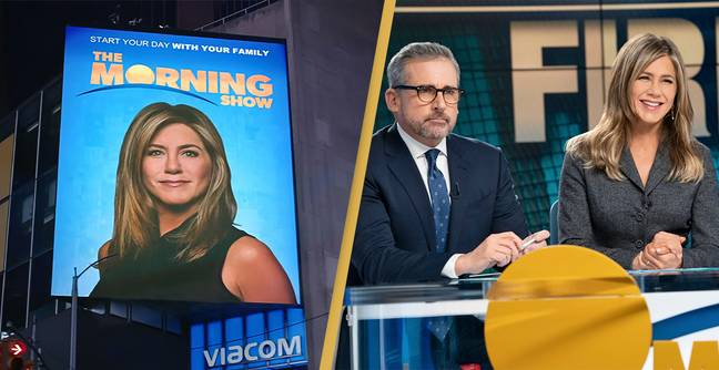 The Morning Show Star On Being Yelled At By Jennifer Aniston