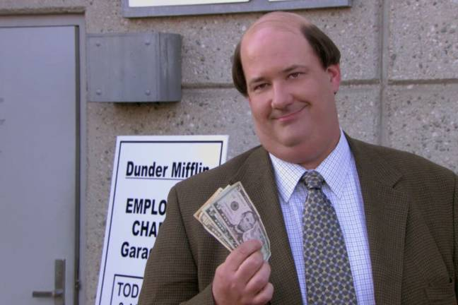 Kevin Malone in The Office (NBC)