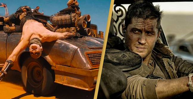 Mad Max: Fury Road's Insane Cars Are Going Up For Sale