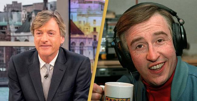 Richard Madeley Criticised While Being Compared To Alan Partridge On GMB - Again