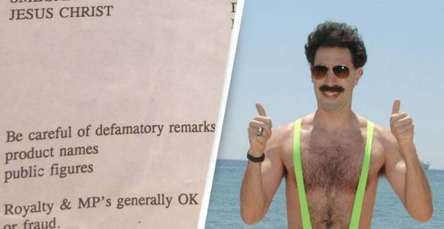 List Of Rude Words That You Weren't Allowed To Say On TV In 80's Is Very Different To Now