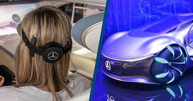New Mercedes Has 'Mind Control' That Lets You Control Car With Your Thoughts