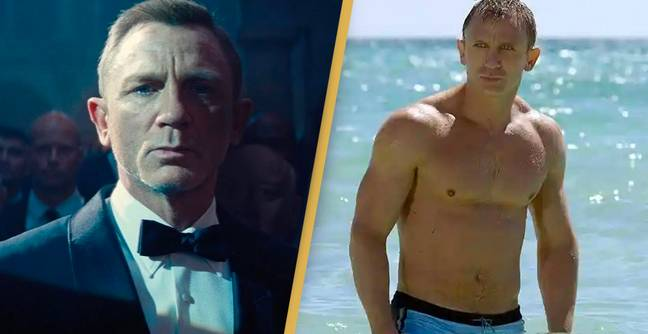 Daniel Craig Says 'He's More Naked Than The Women' In No Time To Die