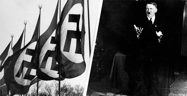 The Meaning Behind The Word 'Nazi' Is Shockingly Unexpected (Alamy)