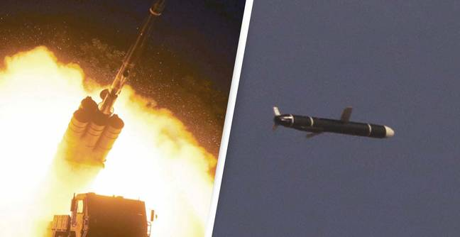 North Korea Fires 'Strategic Weapon Of Great Significance'