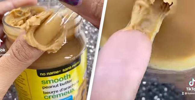 People Divided Over Peanut Butter Nails