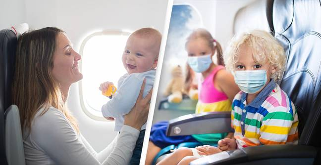 Airline Introduces Genius Hack So Passengers Can Avoid Sitting Next To Children