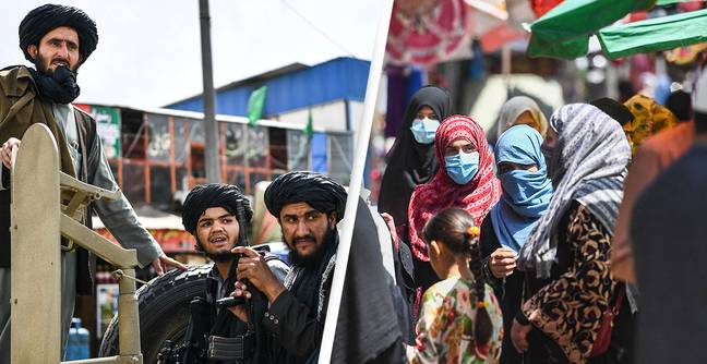 SAS Troops Escape Afghanistan By Wearing Burqas To Fool Taliban