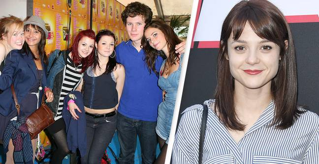 Skins Star Rushed To Intensive Care After Being Hit By Cement Truck
