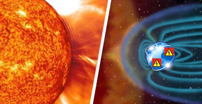 Extremely Rare Solar Storm Could Lead To 'Internet Apocalypse'