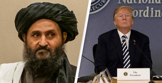 Taliban Prisoner Released By Trump Expected To Lead Afghan Government