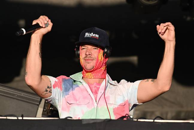 Diplo could face criminal charges. (Alamy)