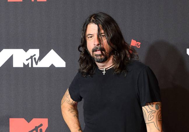 Dave Grohl (Alamy)