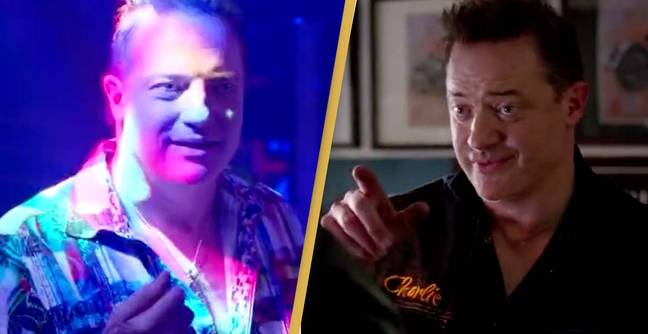 Brendan Fraser Starred As A Bollywood Villain And It's Hilarious