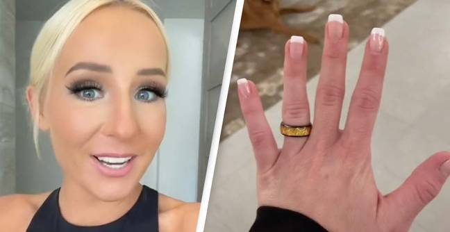 Woman Implants Chip In Hand To Unlock Doors And Cupboards With No Keys