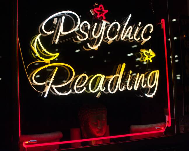 The psychic is facing a $25,000 lawsuit. (Alamy)