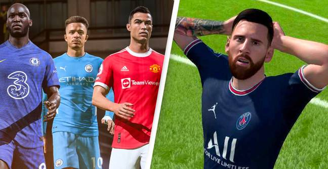 EA Considering Dropping FIFA Name For First Time Since 1993