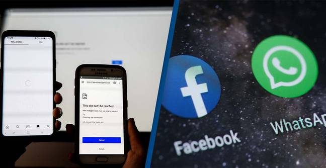Experts Reveal Why Facebook Outage So Long - Alamy