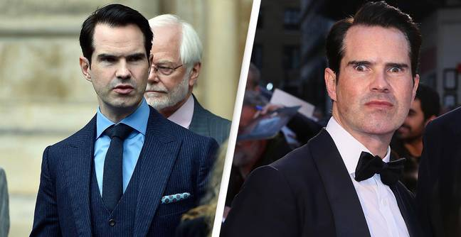 Jimmy Carr Calls Heckler A 'F*cking R*****' Before Getting Him Kicked Out Of Show