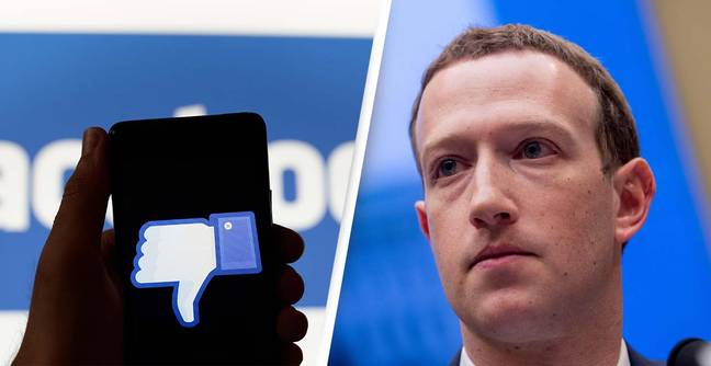 Mark Zuckerberg Mocked For Facebook Outage - Alamy