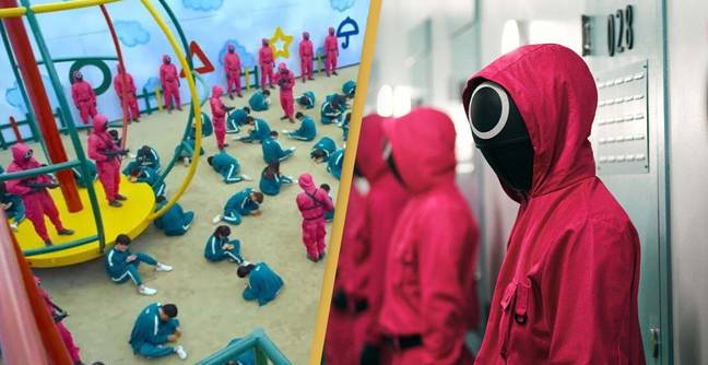 School Issues Warning For Squid Game After Students Re-Enact Show On The Playground
