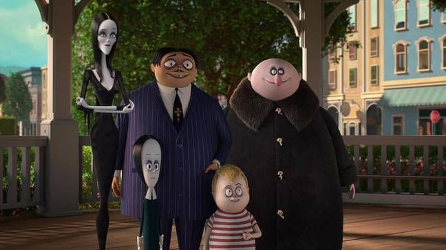The Addams Family 2. (Universal Pictures)