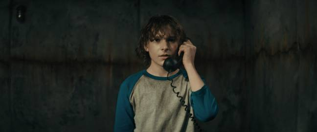 The Black Phone. (Universal Pictures)