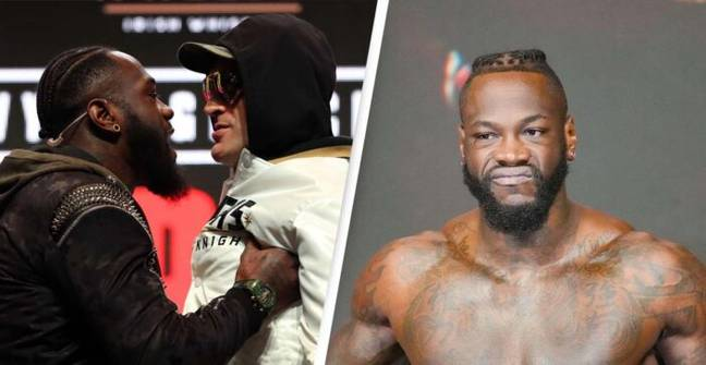 Deontay Wilder Accuses Tyson Fury Of Cheating During Rematch
