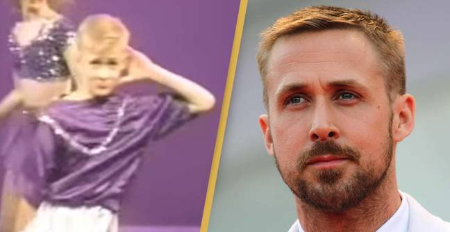 Ryan Gosling Fans Can't Get Over Resurfaced Dance Video Of Him As A Child