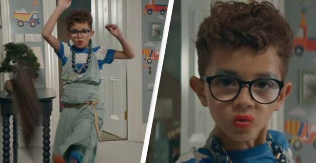John Lewis Advert Hit With Backlash Over Boy In Dress Feature