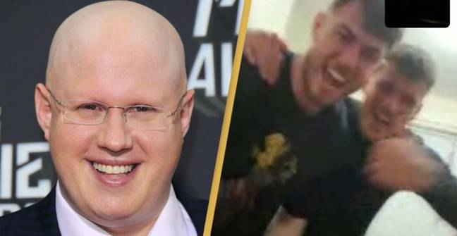 Matt Lucas Publicly Outs People Who Flashed Him On 'Unsolicited' Video Call