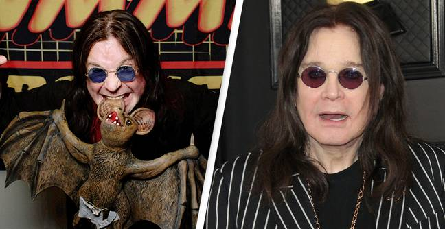 Ozzy Osbourne Credits Devil For Keeping Him Safe Throughout Pandemic