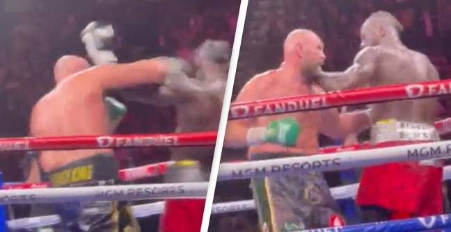 Tyson Fury: Ringside Footage Shows Just How Impressive His Incredible Wilder Knockout Was