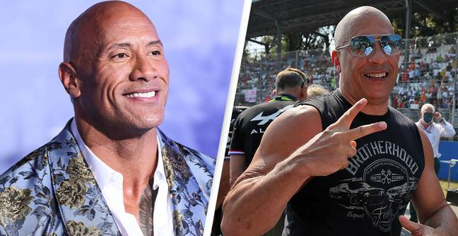 Dwayne Johnson Opens Up About Beef With Vin Diesel And Infamous 'Candy Ass' Post