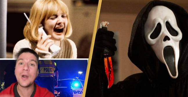 Why Drew Barrymore Repeatedly Rang 911 While Filming Scream