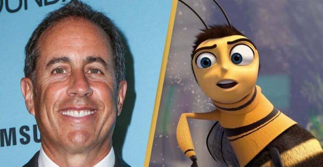 Jerry Seinfeld Apologises For 'Sexual' Undertones In Bee Movie