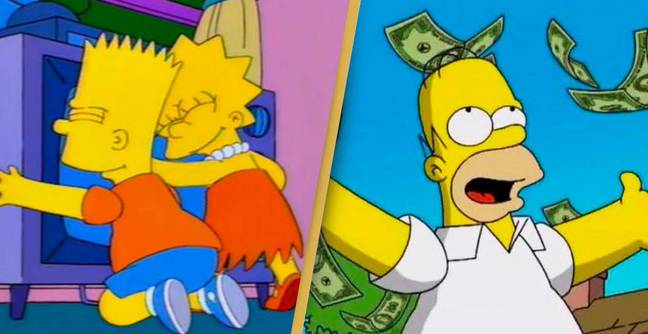 You Can Get Paid To Watch Every Episode Of The Simpsons