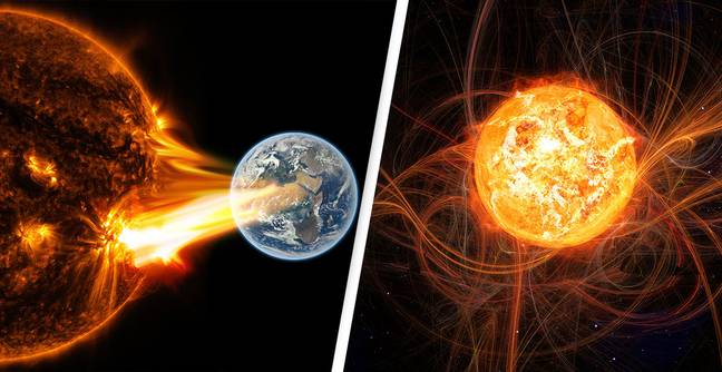 Solar Storm Warning Predicts 'Direct Hit' Today