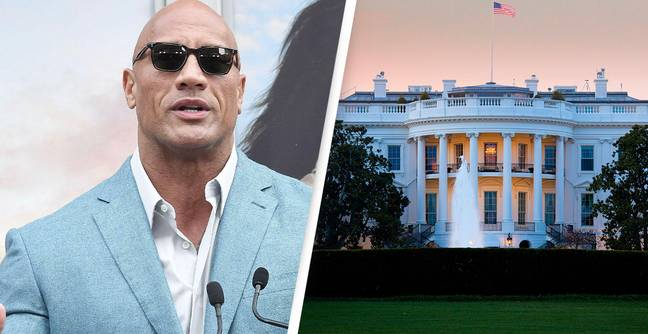 Dwayne Johnson Says He's Spoken To Politicians About Running For President