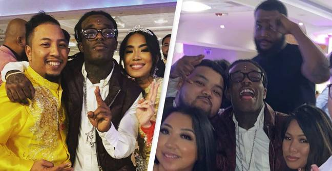 Lil Uzi Vert Dishes Out Thousands In Cash At Cambodian Wedding
