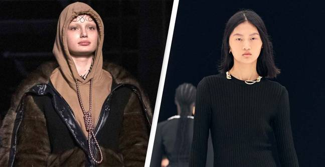 Givenchy Noose Necklace Called Out Following Burberry 'Suicide Hoodie' Outrage
