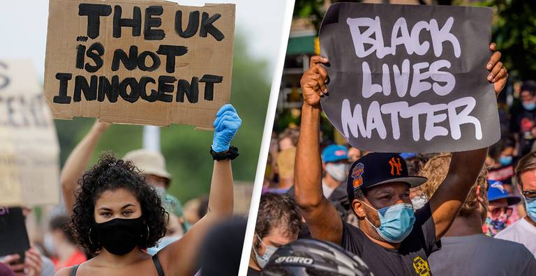 What Supporting Black Lives Matter Means In 2021