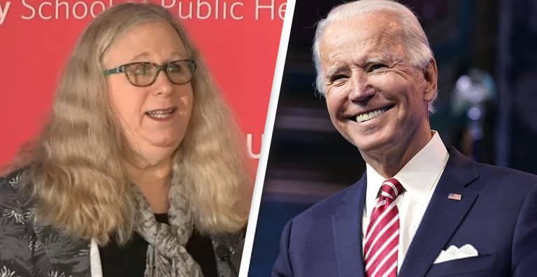 Biden Selects Transgender Doctor As Assistant Health Secretary