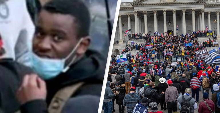 Black US Capitol Rioter Denied Bail Despite Many Others Being Released
