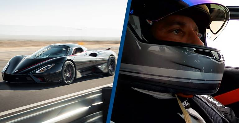 SSC Tuatara Shatters Production Vehicle Land-Speed Record By Hitting 282.9mph