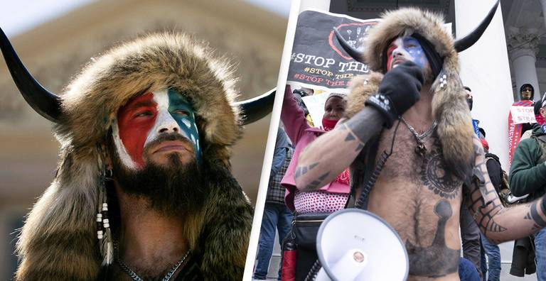 Capitol Rioter In Horned Hat Hasn't Eaten Since Arrest Over Lack Of 'Organic Food'