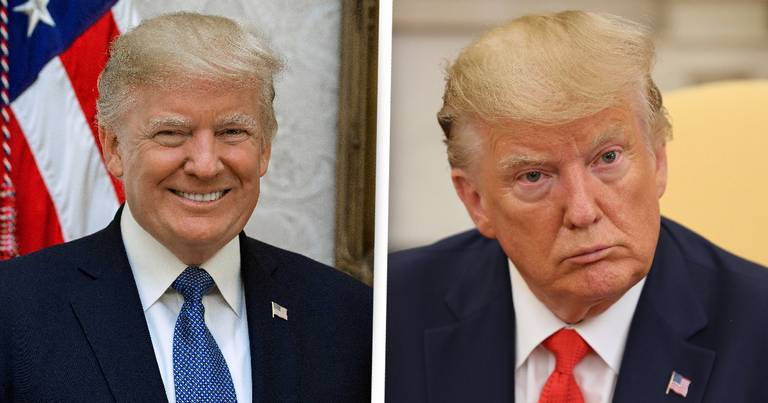 Donald Trump Becomes First Ever President To Be Impeached Twice