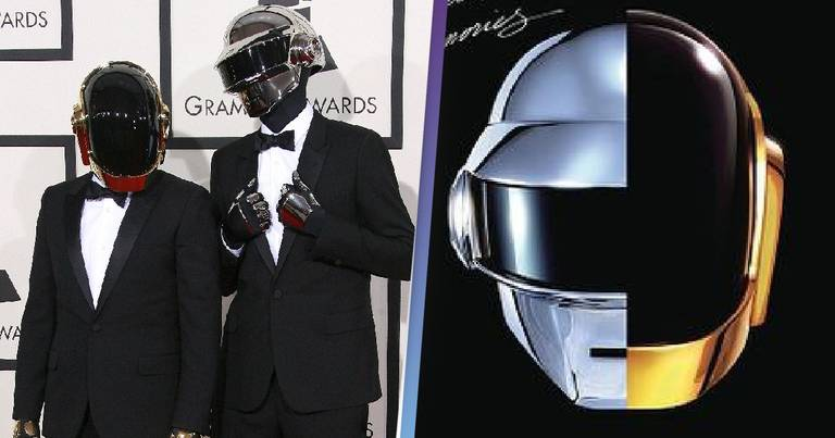 Daft Punk Announce Split After 28 Years Together