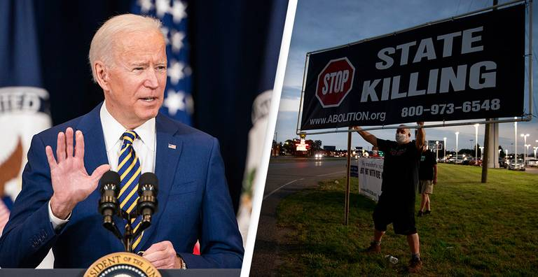 President Joe Biden Is Now In Office, And He Must Prioritise Abolishing The Death Penalty
